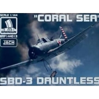"SBD-3 Dauntless ""Coral Sea"" (1:144)"
