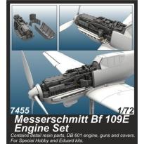 Messerschmitt Bf 109E Engine Set (1:72)