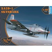 XA2D-1 Skyshark ADVANCED KIT (1:48)