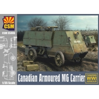 Canadian Armoured MG Carrier (1:35)