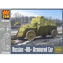 Russian RB Armoured Car (1:35)