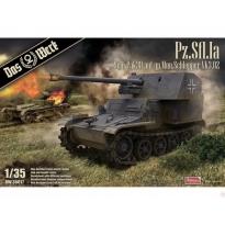 Pz.Sfl. Ia - 5cm Pak 38 auf gp. Mun Schlepper (1:35)