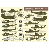 "Helicopter War ""Vietnam 1967-72"" (1:72)"
