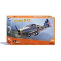 Dora Wings 48012 Seversky P-35 (1:48)