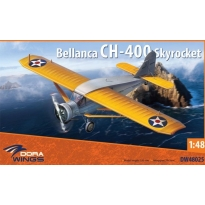 Dora Wings 48025 Bellanca CH-400 Skyrocket (1:48)