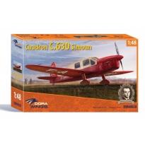 Dora Wings 48028 Caudron C.630 Simoun (1:48)