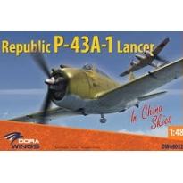 Dora Wings 48032 Republic P-43A-1 Lancer, China AF (1:48)