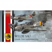 Eduard 11148 WILDE SAU Episode Two: Saudämmerung (Dual Combo) - Limited Edition (1:48)