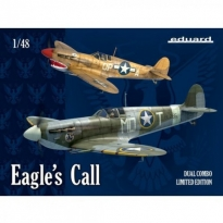 Eduard 11149 Eagle´s Call - Dual Combo - Limited Edition (1:48)