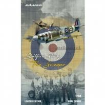 Eduard 11153  Spitfire Story: The Sweeps (Spitfire MK.Vb - Dual Combo) - Limited Edition (1:48)