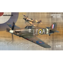 Eduard 2138 Hurristory (Hurricane Mk.I) - Dual Combo - Limited Editon (1:72)