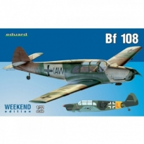 Eduard 3404 Bf 108 - Weekend Edition (1:32)