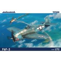 Eduard 7457 F6F-3 - Weekend Edition (1:72)