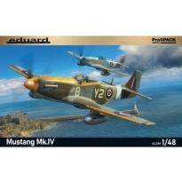 Eduard 82104 Mustang Mk.IV - ProfiPACK (1:48)