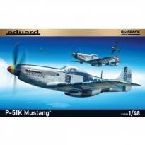 Eduard 82105 P-51K Mustang - ProfiPACK (1:48)