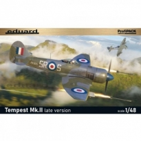 Eduard 82125 Tempest Mk.II late version - ProfiPACK (1:48)