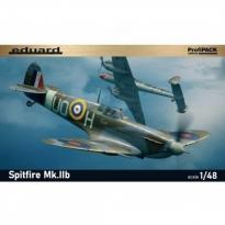 Eduard 82154 Spitfire Mk.IIb - ProfiPACK (1:48)