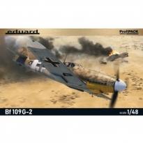 Eduard 82165 Bf 109G-2 - ProfiPACK (1:48)