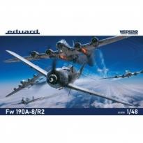 Eduard 84114 Fw 190A-8/R2 - Weekend Edition (1:48)