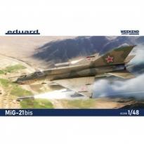 Eduard 84130 MiG-21bis - Weekend Edition (1:48)