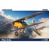 Eduard 8414 Pfalz D.IIIa - Weekend Edition (1:48)