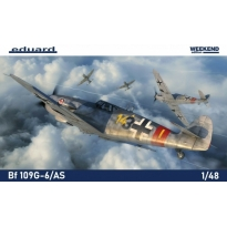 Eduard 84169 Bf 109G-6/AS - Weekend Edition (1:48)