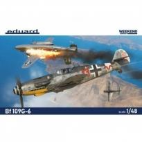 Eduard 84173 Bf 109G-6 - Weekend Edition (1:48)