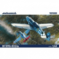 Eduard 84174 Bf 109G-10 Erla - Weekend Edition (1:48)