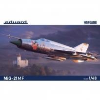 Eduard 84177 MiG-21MF - Weekend Edition (1:48)