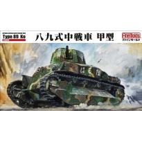 Imperial Japanese Army Medium Tank Type 89 Ko (1:35)
