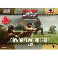 First to Fight Dowództwo Polskie 1939 (1:72)