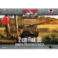 First to Fight 2 cm Flak 30 Armata przeciwlotnicza (1:72)
