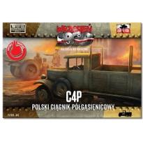 First to Fight C4P Polski ciągnik półgąsienicowy (1:72)