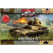 First to Fight Lekki czołg R-35 Wersja wczesna (1:72)