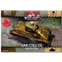 First to Fight Lekki Czołg H35 Wersja Późna (1:72)