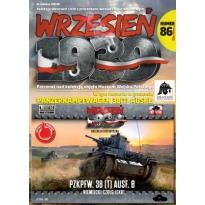 First to Fight Niemiecki lekki czołg PzKpfw.38 (T) Ausf. B (1:72)