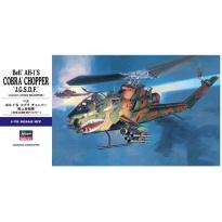 "Bell AH-1S ""Cobra Chopper"" J.A.S.D.F. (1:72)"