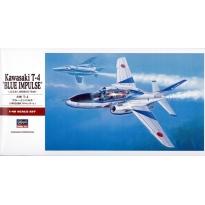 """Kawasaki T-4 """"Blue Impulse"""" (1:48)"""