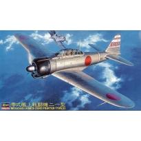 Mitsubishi A6M2b Zero Fighter Type 21 (1:48)