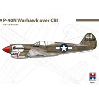 Hobby 2000 48002 P-40N Warhawk over CBI - Limited Edition (1:48)