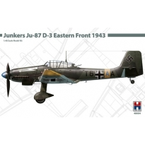 Hobby 2000 48004 Junkers Ju-87 D-3 Eastern Front 1943 - Limited Edition (1:48)