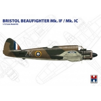 Hobby 2000 72002 Bristol Beaufighter Mk.IF/Mk.IC - Limited Edition (1:72)