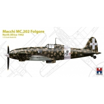 "Hobby 2000 72006 Macchi MC.202 Folgore ""North Africa 1942"" - Limited Edition (1:72)"