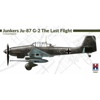 Hobby 2000 72021 Junkers Ju-87 G-2 The Last Flight - Limited Edition (1:72)