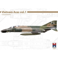 Hobby 2000 72027 F-4C Phanton II - Vietnam Aces 1 - Limited Edition (1:72)