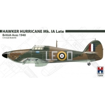 Hobby 2000 72030 Hawker Hurricanr Mk.IA Late - Limited Edition (1:72)