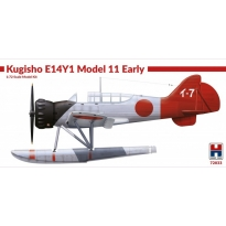 Hobby 2000 72033 Kugisho E14Y1 Model 11 Early - Limited Edition (1:72)