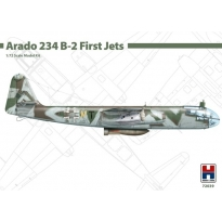 Hobby 2000 72039 Arado 234 B-2 First Jets  - Limited Edition (1:72)