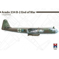 Hobby 2000 72040 Arado 234 B-2 End of War - Limited Edition (1:72)