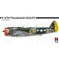 Hobby 2000 72046 P-47M Thunderbolt 62st FS - Limited Edition (1:72)